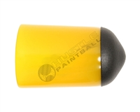 Kalibur Dura-Sleeve Capless Tank Cover - 68 cu - Yellow