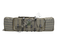 Gen X Global Deluxe Tactical Gun Case - Olive Drab