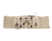 Gen X Global Deluxe Tactical Gun Case - Khaki