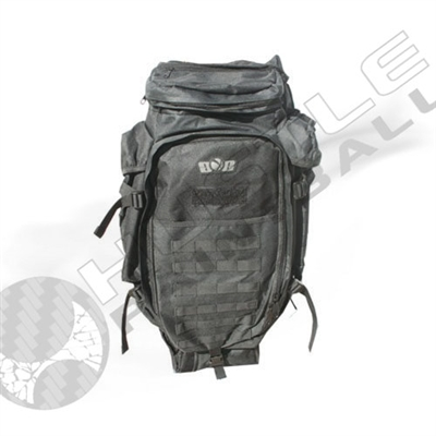 Gen X Global Tactical Backpack - Black
