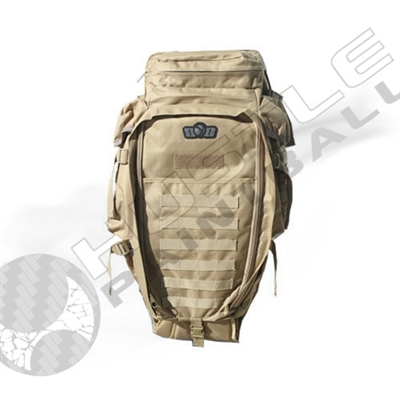 Gen X Global Tactical Backpack - Desert Tan