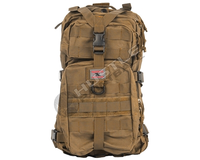 Gen X Global Mini Tactical Backpack - Desert Tan
