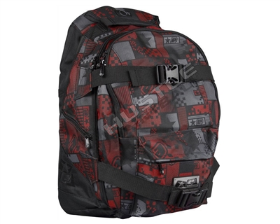 Planet Eclipse Gravel Bag - Pixel Red