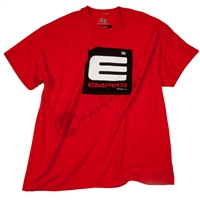 Empire Lifestyle T-Shirt - THT - Square - Red