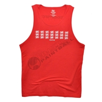Empire Lifestyle T-Shirt - FT - Empire - Tank - Red