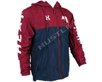 HK Army Lightweight Zip Up Windbreaker - Houston Heat
