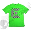 Exalt Paintball 2014 T-Shirt - Neon