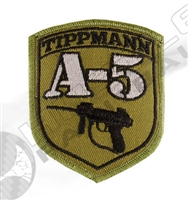 Tippmann Patch with Velcro - Tippmann A5