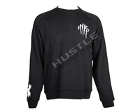 HK Army Crew Neck Sweater - Thrasher - Black