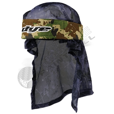 Dye Precision Head Wrap - Global - Camo