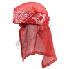 Dye Precision Head Wrap - Bandana - Red