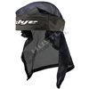Dye Precision Head Wrap - Bomber - Black/Grey