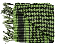 Gen X Global Special Forces Headwrap - Green Checkered