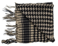 Gen X Global Special Forces Headwrap - Tan Checkered