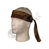 Exalt Paintball Headband - Desert Tigerstripe