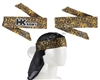 HK Army Headband/Headwrap - Radical - Gold