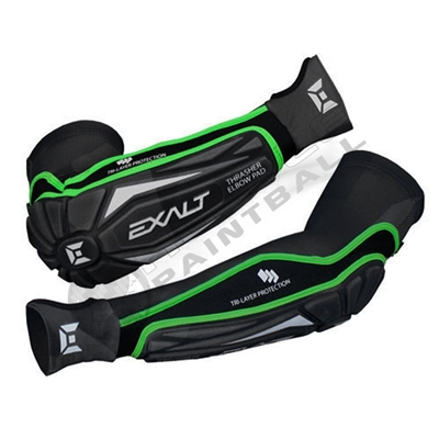 Exalt Paintball Thrasher Elbow Pads