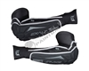 Exalt Paintball T3 Elbow Pads - Black/Grey