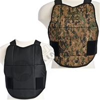 Valken V-TAC Chest Protector - Reversible