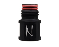 Tank Regulator Extender - Black - Ninja