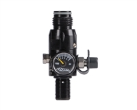 Throttle 4500 PSI Tank Regulator - Dye - Black
