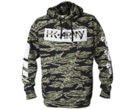 HK Army Off Break Pull Over Hooded Sweatshirt