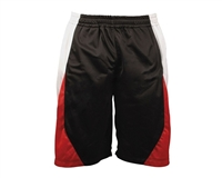 Empire Paintball Baseline Shorts - Black/Red