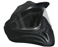 Invert Helix Mask (Single Lens) - Black