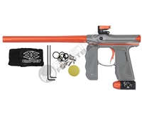 Empire Mini GS Paintball Gun - Dust Grey/Orange
