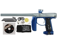 Empire Axe Paintball Gun - Dust Blue/Silver