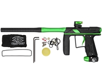 Empire Axe Pro Paintball Gun - Dust Black/Polished Green