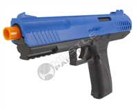 JT Splatmaster z100 Spring-Loaded Magazine-Fed Pistol - Blue