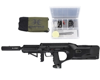Empire BT D*Fender Paintball Marker with Integrated Loader - Black