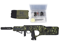 Empire BT D*Fender Paintball Marker with Integrated Loader - Terrapat Camo