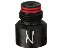 Regulator Bonnet - Ninja Tank - Steel (Ball Valve)