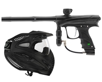 Proto Paintball Rize Paintball Gun w/ FREE Dye SE Single Mask