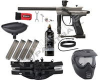 Kingman Spyder Fenix Epic Paintball Gun Package Kit