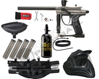 Kingman Fenix Spyder Legendary Paintball Marker Package