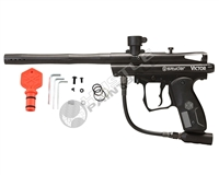 Kingman Spyder Victor Paintball Marker - Diamond Black