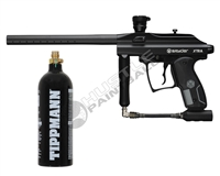Kingman Spyder Xtra Paintball Marker & Free CO2 Tank (20oz)