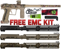 Planet Eclipse Etha 2 Paintball Marker with Free EMC Kit