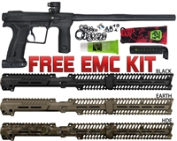 Planet Eclipse .50 Caliber Etha 2 Paintball Marker with Free EMC Kit