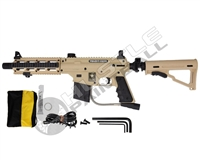Tippmann Project Salvo Paintball Marker - Tan
