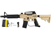 Tippmann US Army Alpha Black Elite Paintball Gun