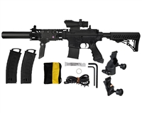 Tippmann MagFed TMC JM20 Paintball Gun - Black