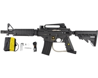 Tippmann US Army Alpha Black Elite Electronic E-Grip Paintball Gun