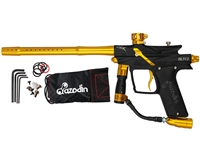 Azodin Blitz III Electronic Paintball Marker - Black/Gold