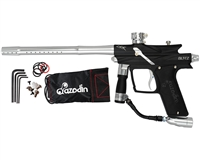 Azodin Blitz III Electronic Paintball Marker - Black/Silver