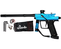 Azodin Blitz III Electronic Paintball Marker - Blue/Black