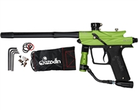 Azodin Blitz III Electronic Paintball Marker - Green/Black